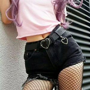 Love + Charm Belt Kawaii Pastel Goth Punk